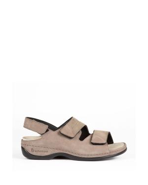 Berkemann Kadın Sandalet 1020 Grau Nubuk / Strc. - 922