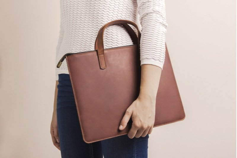 kadın laptop çantası