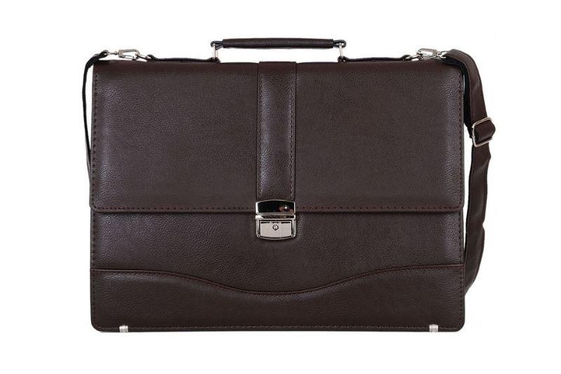 laptop bölmeli kahve evrak çantası
