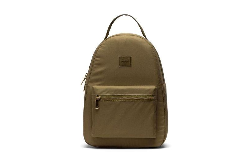 nova small sırt çantası khaki green