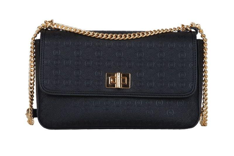 locked kadın kol çantası