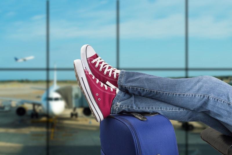 seyahat ayakkabısı