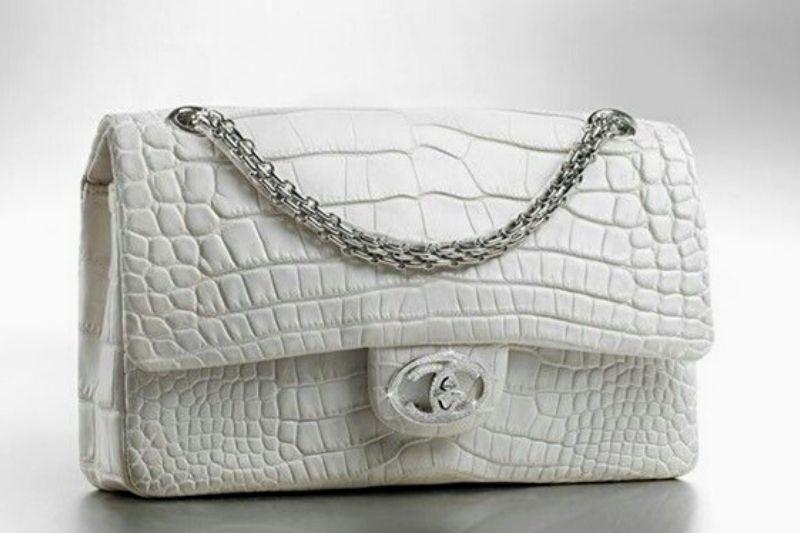 Chanel Diamond Forever Klasik Çanta