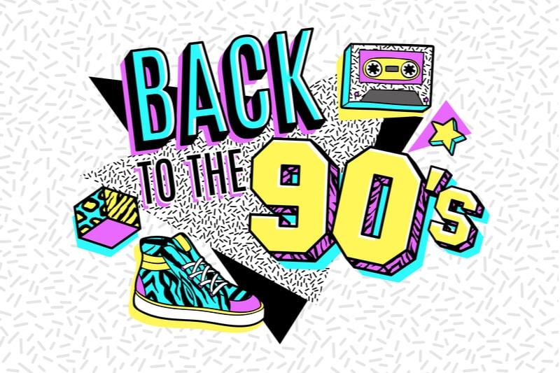 90lar kıyafet modası