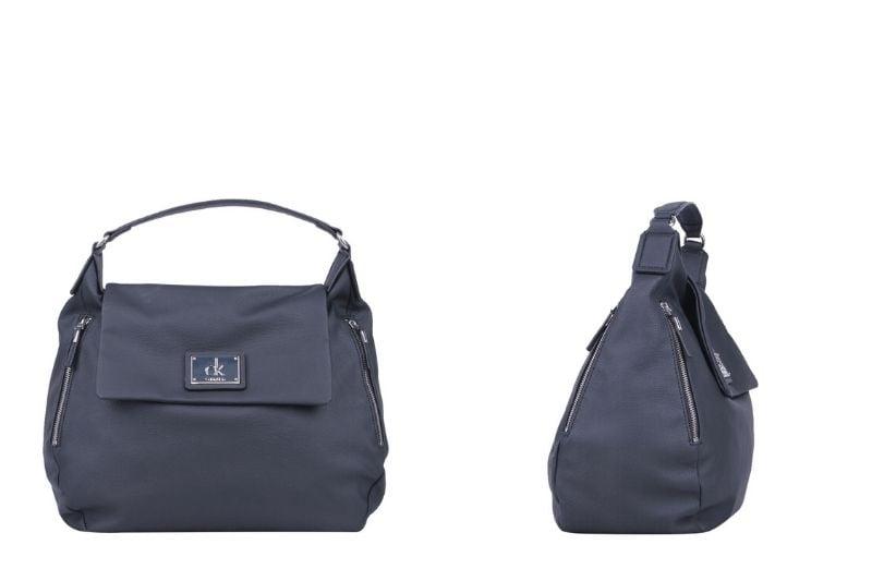Izzy Hobo Kadın El Çantası Black - Calvin Klein