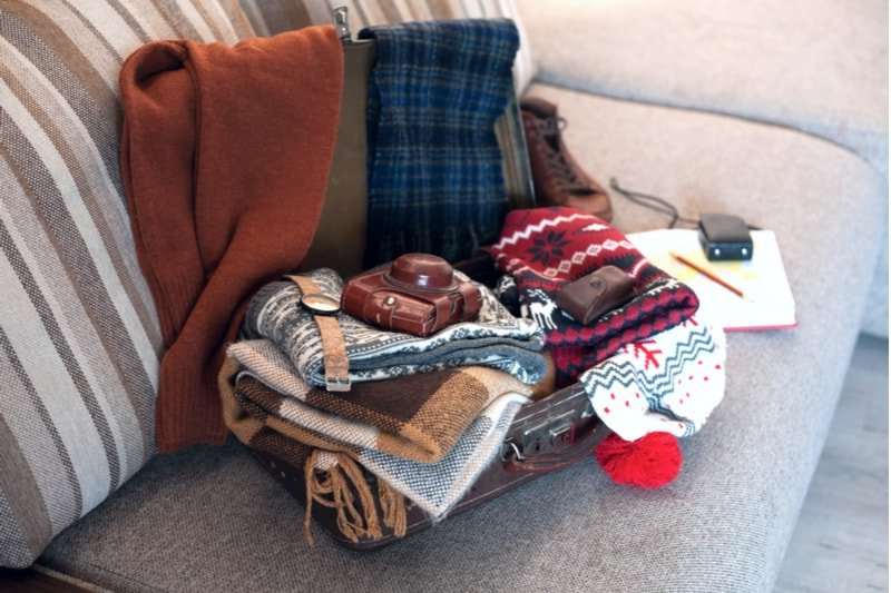 kış bavulu hazırlamak