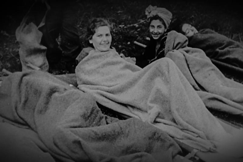 nazi toplama kampları netflix