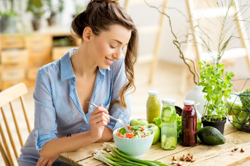 sağlıklı beslenmek