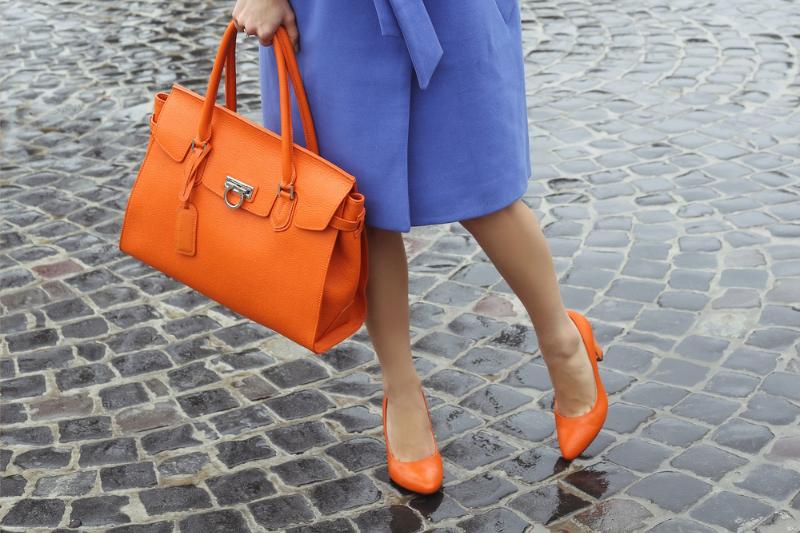 çantayla ayakkabı nasıl kombinlenir