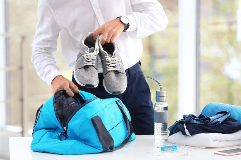 spor çantasında neler olmalı