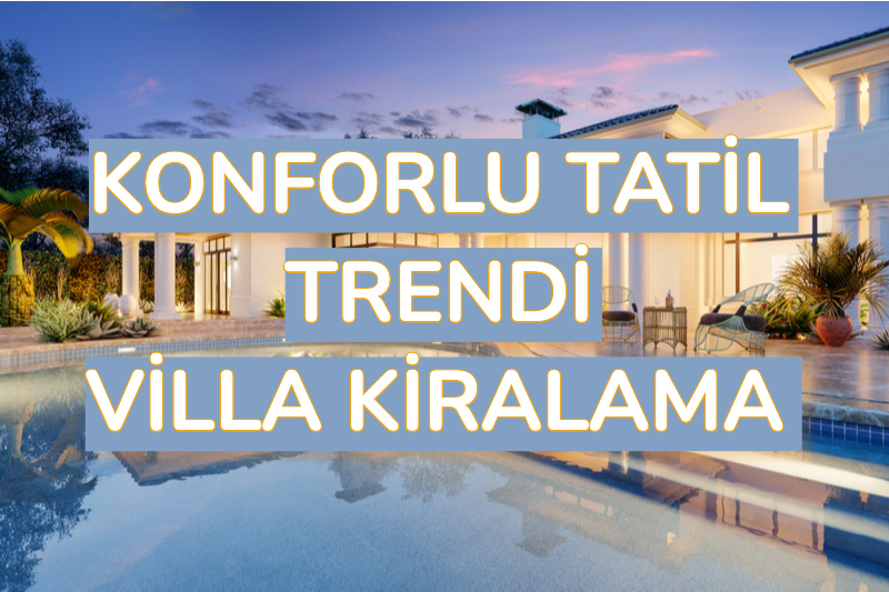villa tatili