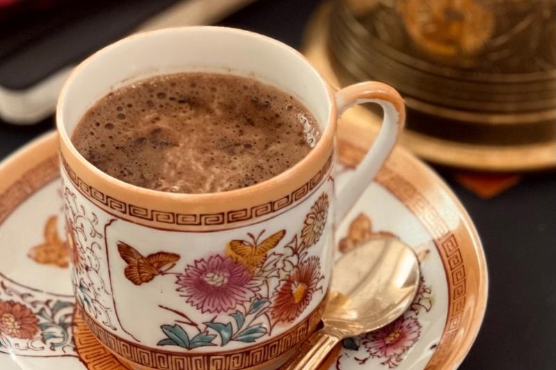türk kahvesi makinesi nasıl kullanılır