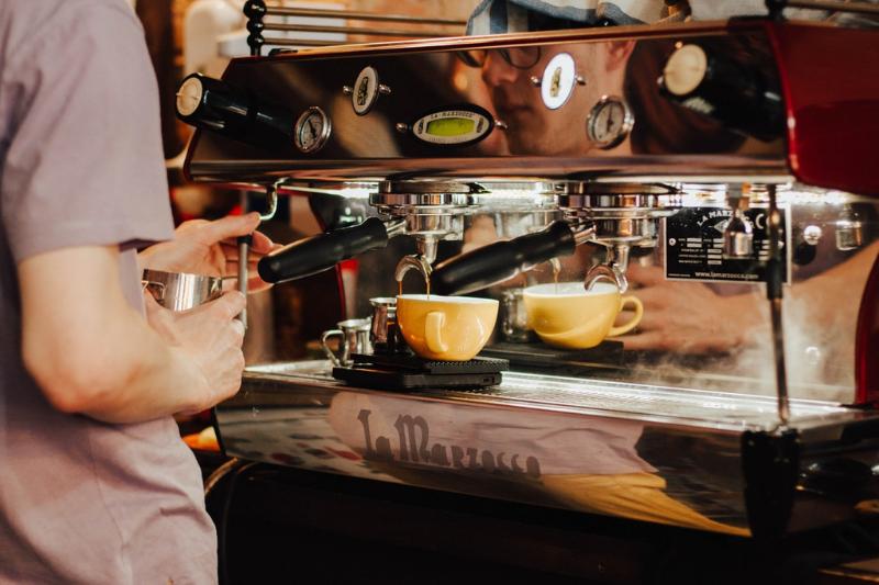 espresso makinesi kullanımı