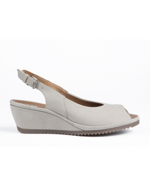 Ara Klasik Ucu Açık Kadın Sandalet 37120