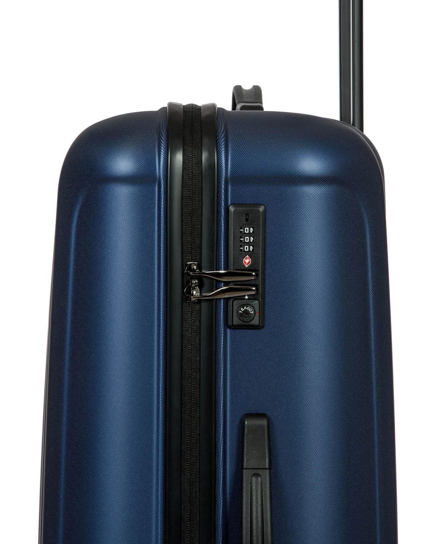 8032 Bric's Riccione Valiz 51x78x29 cm BLUE - MAT