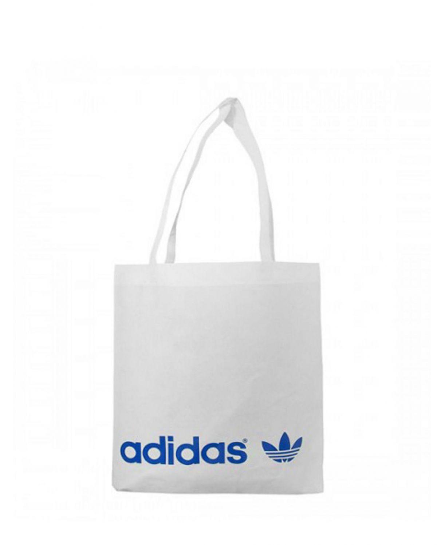 Adidas Ac Trefoil Shopper Sırt Çantası Z38018 Beyaz