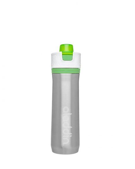 Aladdin Active Hydration Thermavac-0.60 Litre Paslanmaz Çelik Su Şişesi 10-02674 Green