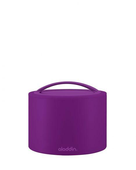 Aladdin Bento-0.6 Litre Yemek Termosu-Sefer Tası 10-01134 Mor