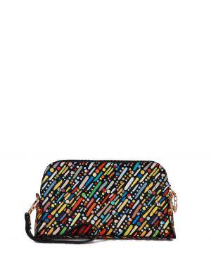 Axpe Zincirli Kadın El Portföy Çantası Multicolor