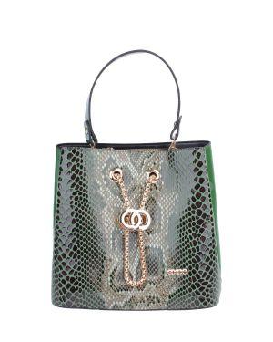 Axpe Chain Buckle Günlük Kadın El Çantası 0001