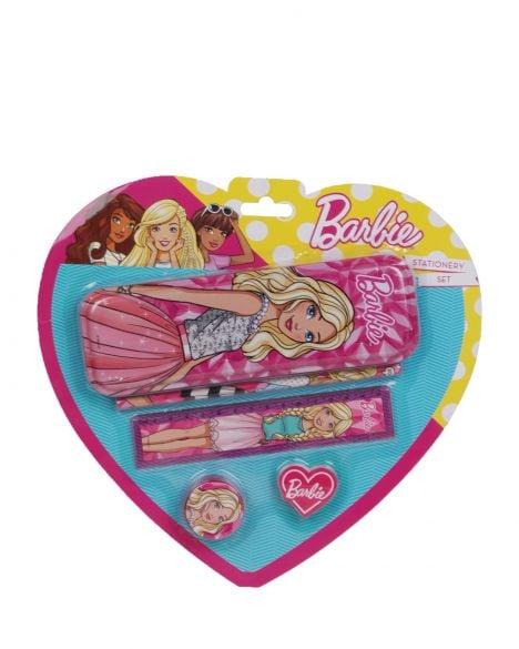 Barbie Kırtasiye Seti B-3765-A Renkli