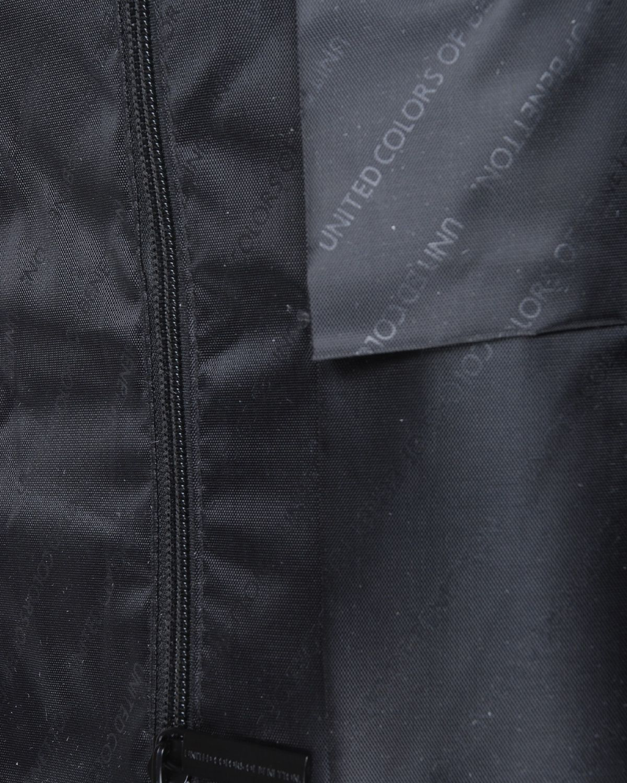 Benetton Çift Kulplu Sırt Çantası BNT_256 Siyah