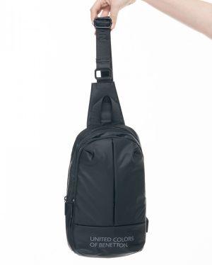 Benetton İki Bölmeli Kadın Body Bag BNT_262