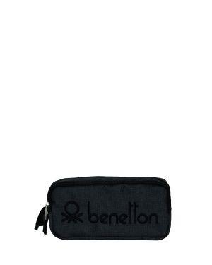 Benetton İki Bölmeli Kalemlik 70077