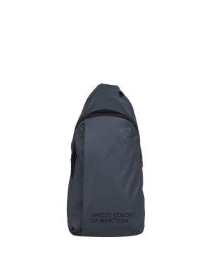 Benetton Logo Baskılı Askı Detaylı Kadın Body Bag BNT_261