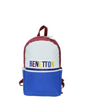 Benetton Ön Cepli Sırt Çantası 70062
