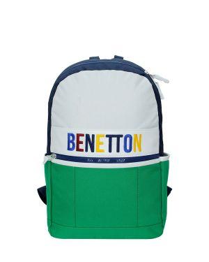 Benetton Ön Cepli Sırt Çantası 70068