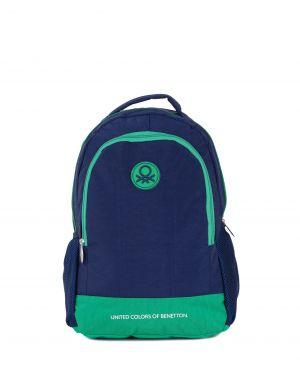 Benetton Tablet Bölmeli Sırt Çantası 96014