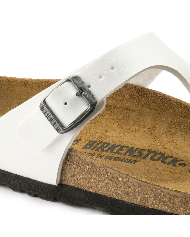Birkenstock Gizeh Bs 843891 Beyaz