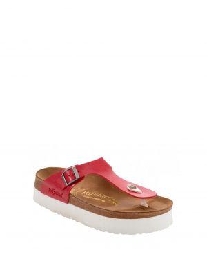 Birkenstock Gizeh Graceful Bayan Sandalet 304601 Kırmızı