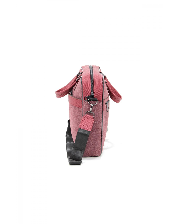 Cambridge Polo Club Fonksiyonel Evrak Çantası Plevr50041 Bordo