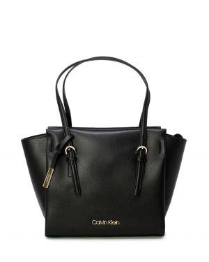 Calvin Klein Avant Med Shopper Kadın Kol Çantası K60K605070 Black