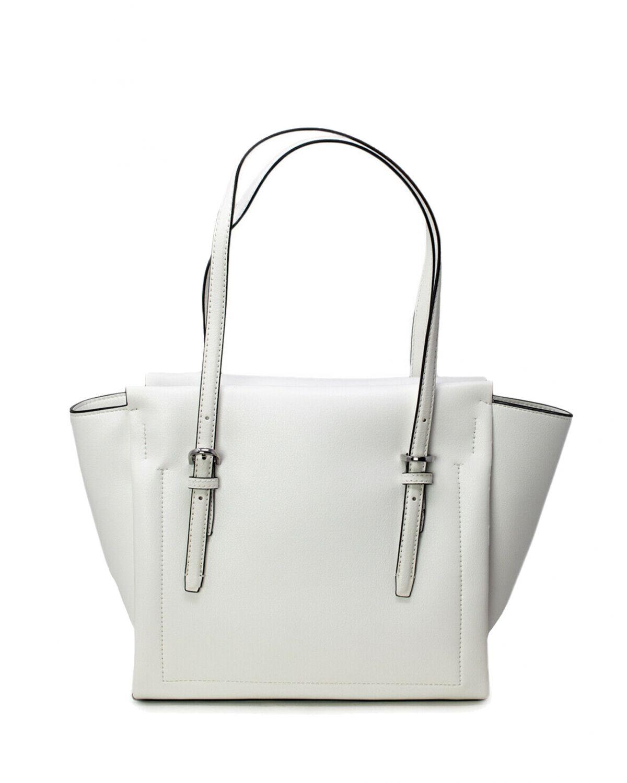 Calvin Klein Avant Med Shopper Kadın Kol Çantası K60K605070 Bright White