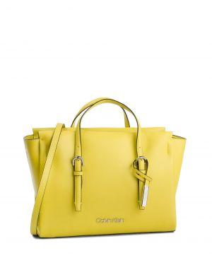 Calvin Klein Avant Small Tote El Çantası K60K605007 Lime