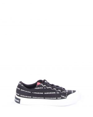 Calvin Klein Donald Printed Nylon Erkek Sneakers S0574