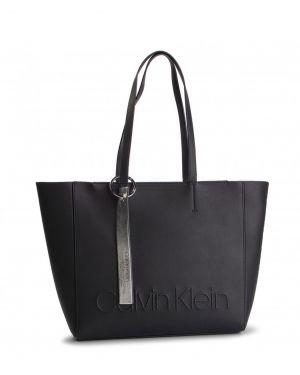 Edged Shopper Kadın Kol Çantası  Black