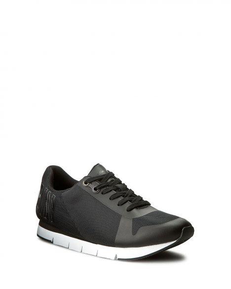 Calvin Klein Jabre Mesh Erkek Ayakkabı S1658 Black