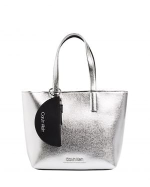 Must Medium Shopper Q Kadın Kol Çantası  Silver