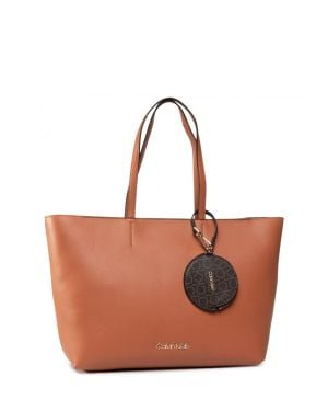 Calvin Klein Must Shopper Md Kadın Kol Çantası K60K606328 CUOIO