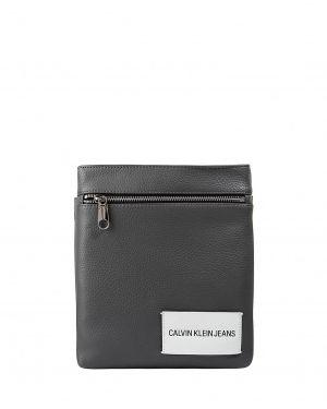 Calvin Klein Pebble Flat Çapraz Askılı Erkek Çantası K40K400401