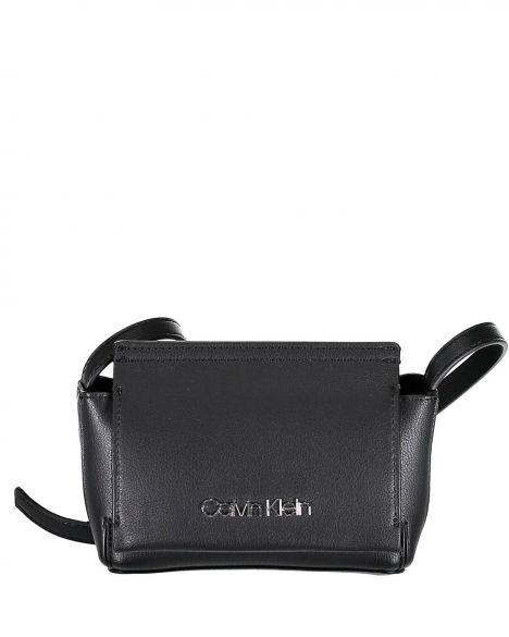 Calvin Klein Stitch Flap Çapraz Askılı Kadın Çantası K60K604828 Black