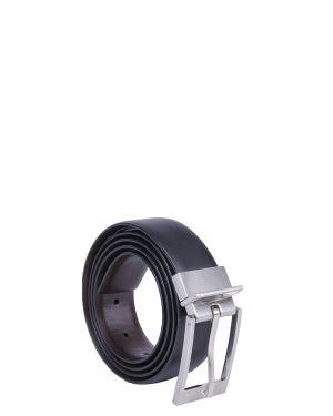 Calvin Klein 28 Mm Reversible Refined 90 Cm Erkek Kemer A527887582 Black