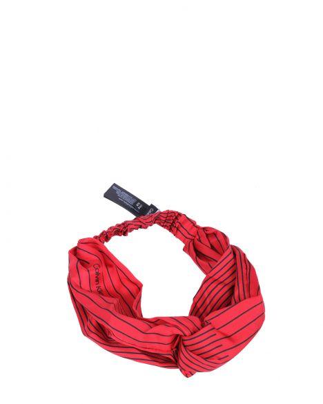 Calvin Klein Bandana K0K604145 Kırmızı