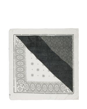 Calvin Klein Bandana Print Şal K60K604249
