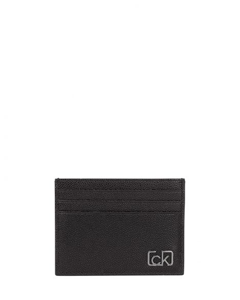 Calvin Klein Cardholder 6Cc Kartlık K50K505964 Black