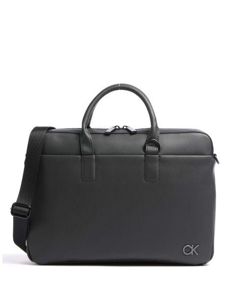 Calvin Klein Ck Clean Laptop Çantası K50K506688 Black
